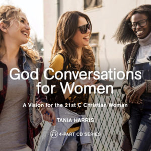 God Conversations for Women: 1. Unlikely (MP3)