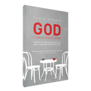 God Conversations: the Book